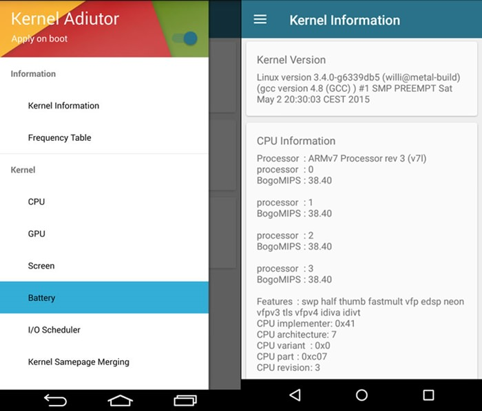 10 Best Applications for Rooted Android Devices 8