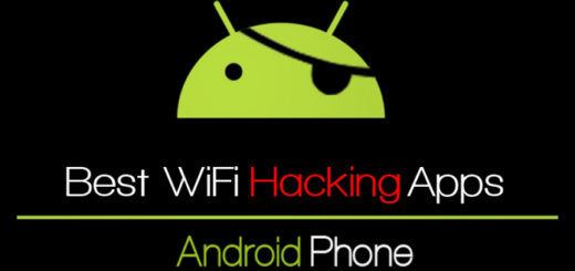 Android App To Hack Wi-Fi