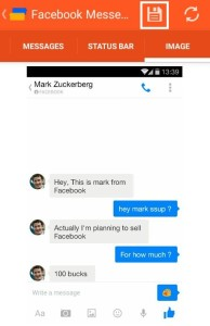 How To Make Fake Facebook Messenger Conversations On Android 2