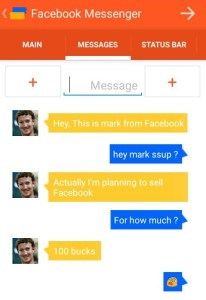 How To Make Fake Facebook Messenger Conversations On Android 3