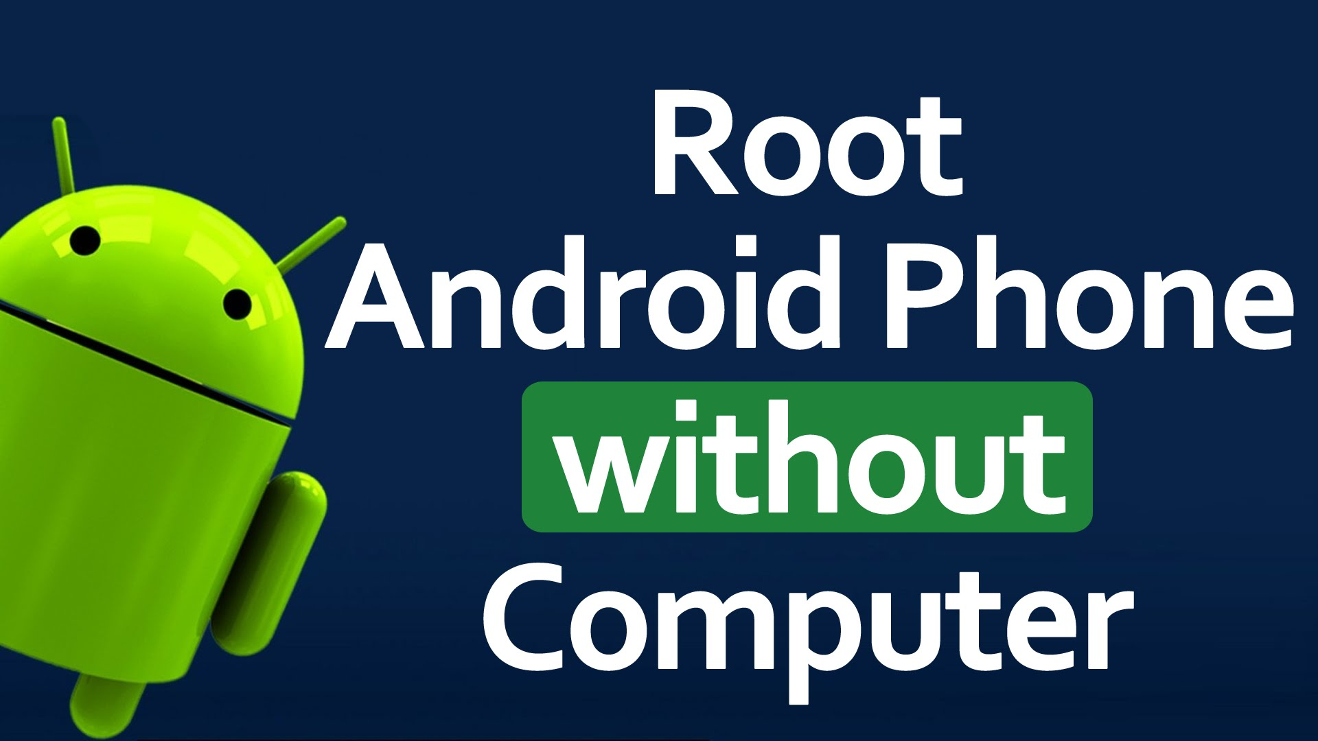 How To Root Android Mobile Without PC, Using KingoRoot App