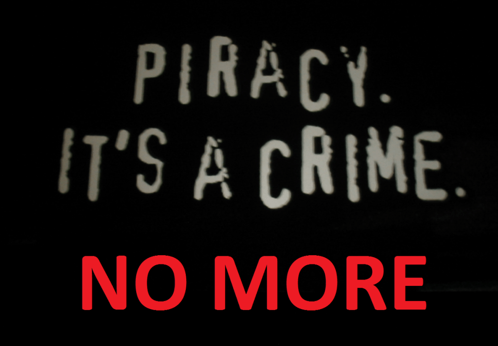 Public Rejects 10-year Jail Sentences for Online Piracy 1