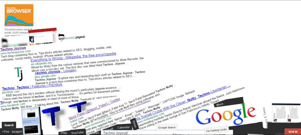 10 Best Google Gravity Tricks 1