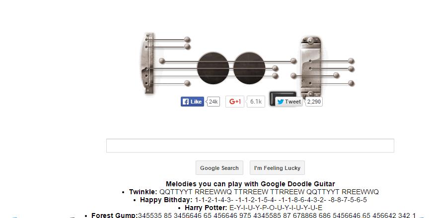10 Best Google Gravity Tricks 2