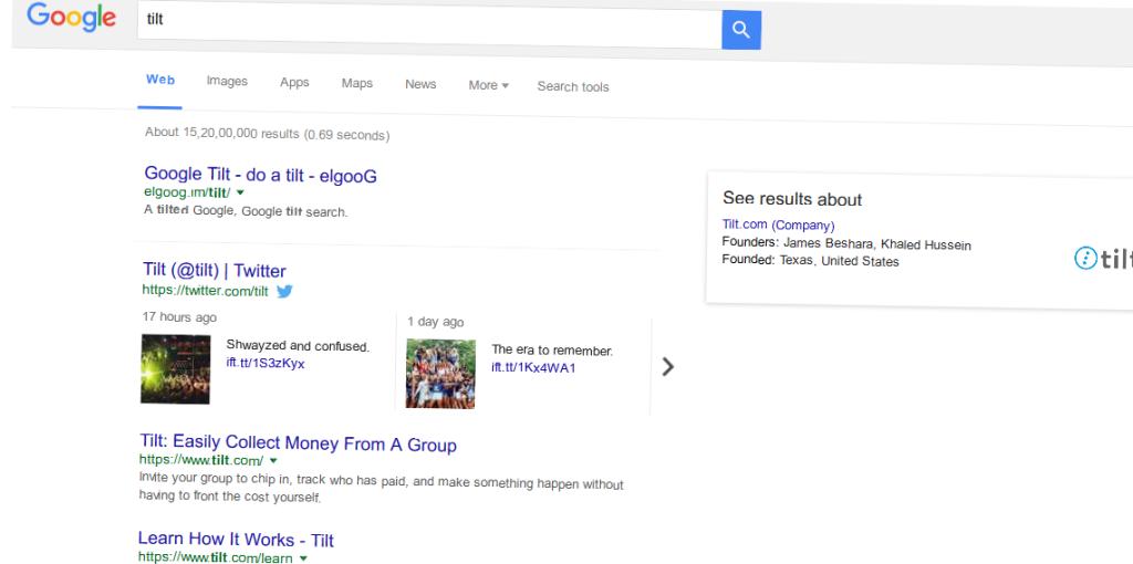 10 Best Google Gravity Tricks 8