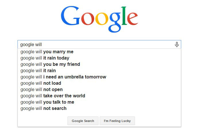 30 Most Hilarious Google Search Suggestions Ever 5
