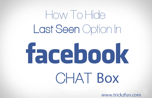 How To Hide Last Seen And Chat Anonymously on Facebook 6