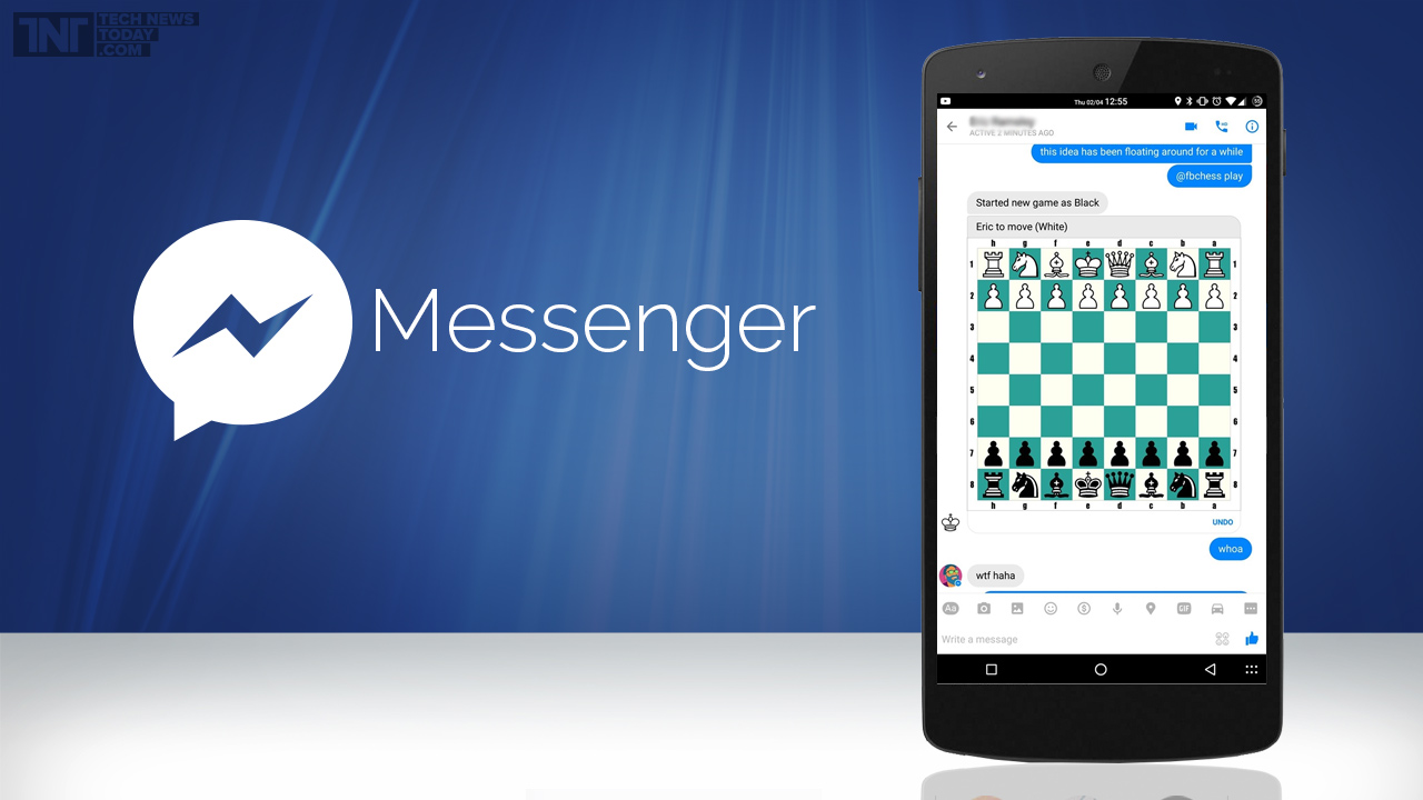 How To Play Cool Chess Game On Facebook Messenger With Your Friend 5
