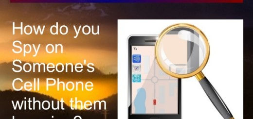 How To Track A Cell Phone