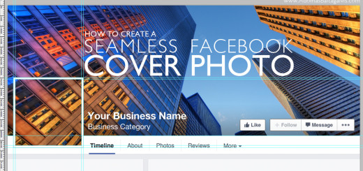 Make A Cool Combo Of Facebook Cover And Profile Picture 6