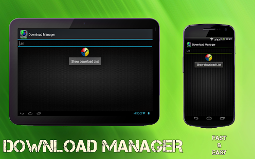 Top Five Free Download Manager Applications for Android 2