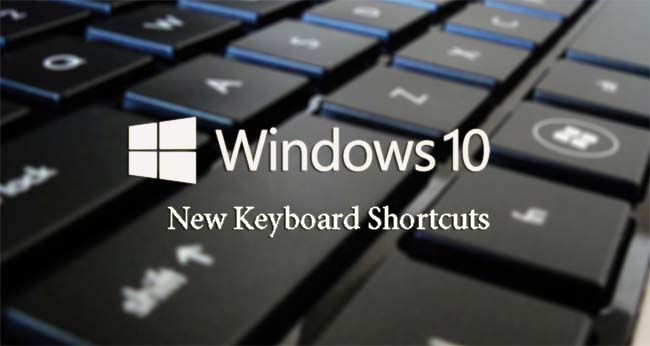 Windows 10 Keyboard Shortcuts_techxerl