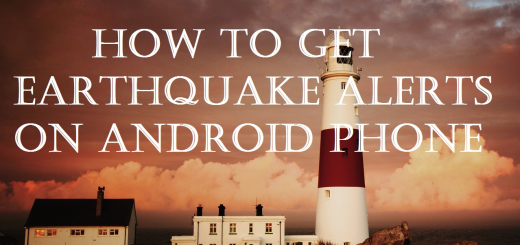 Best Android Apps You Can Use to Get Earthquake Alerts 21