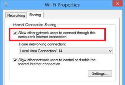 How To Turn Windows 10 PC Into WiFi Hotspot 7