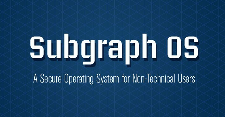Subgraph OS Most Secure, Open Source Linux Operating System For Non-Technical People