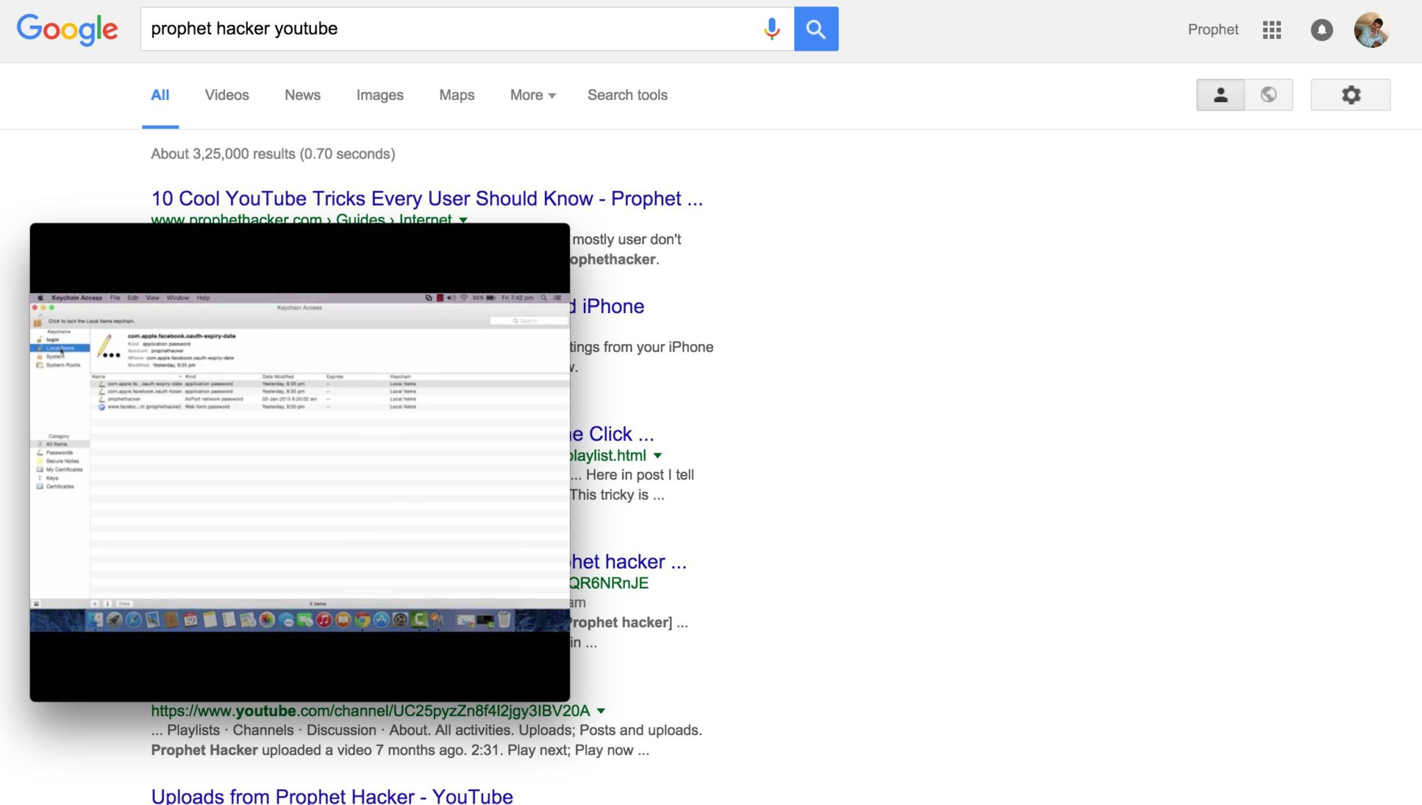 Watch YouTube Videos While Browsing In Your Chrome Browser 4