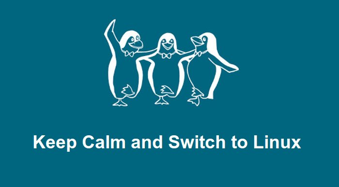 Why You Should Switch To Linux