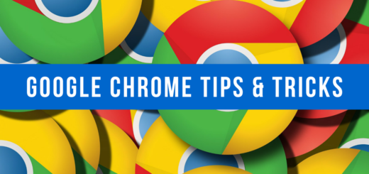 Google Chrome Tips