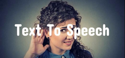 Tweak Google Text-to-Speech Settings