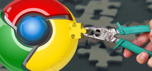 Uninstall Google Chrome Extensions