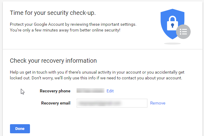 google-recovery