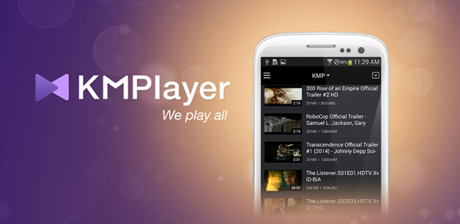 Km payer for android