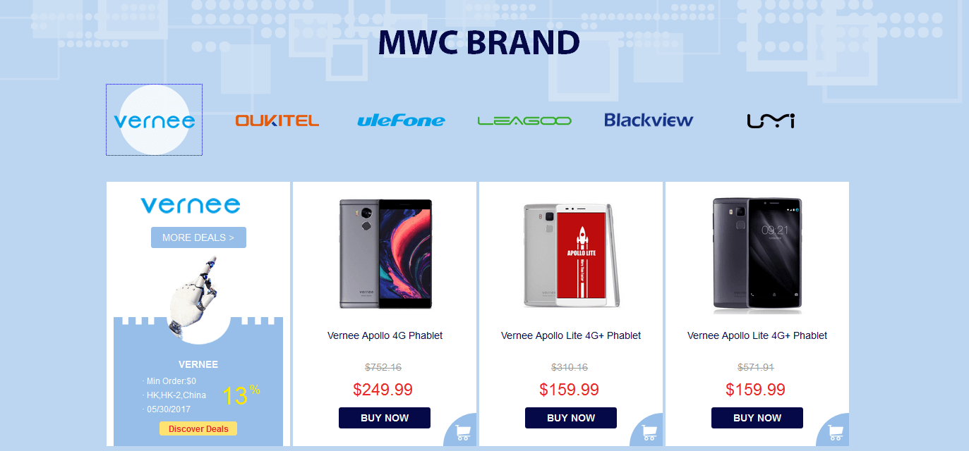 MWC BRAND