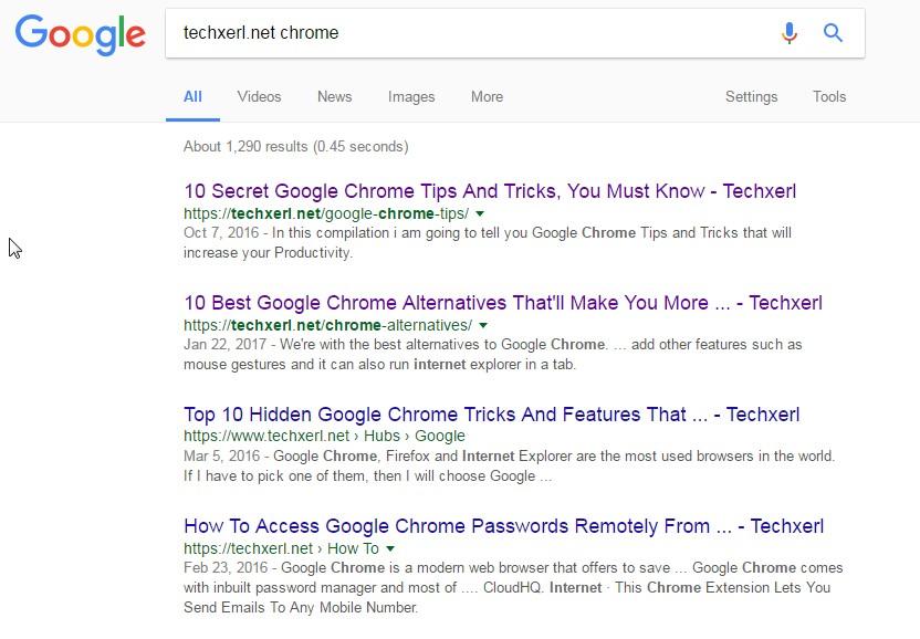 techxerl search