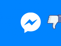 Dislike Button In Messenger