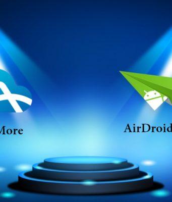 5 AirDroid Alternatives