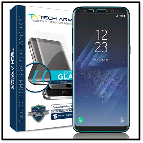 Samsung Galaxy S8 and S8+ Accessories